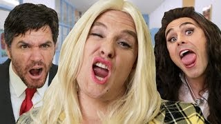 "Iggy Azalea Ft. Charli XCX   ""Fancy"" PARODY"