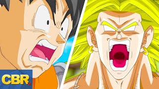 Dragon Ball Super 2018 Movie: Broly REVEALED As Mysterious Saiyan