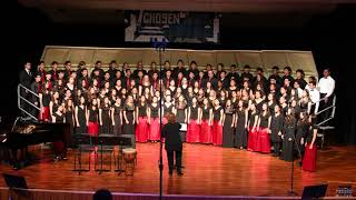 Hear the Call of the Kingdom -- ACSC Honor Choir Festival 2018
