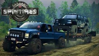 Spin Tires Singleplayer - Episode 1 - Mods!