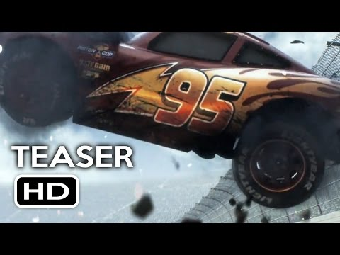 Cars 3 Official Teaser Trailer #1 (2017) Disney Pixar Animated Movie HD