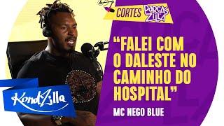 NOTÍCIA DA MORTE DO MC DALESTE | Cortes #ParçasZilla