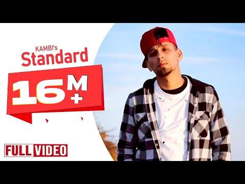 Standard ft Preet Hundal  Kambi