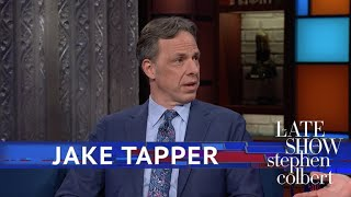 There's One Thing Jake Tapper Wants From Mueller's Probe