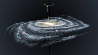 Newswise:Video Embedded does-the-milky-way-move-like-a-spinning-top