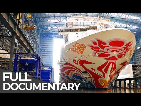 Biggest Ships Navigate the Narrowest Channels | Mega Transports | Free Documentary