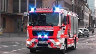 preview picture of video '[MASSIVER BULLHORN & PRESSLUFT EINSATZ] Feuerwehr (BF) Frankfurt/Main (HD)'