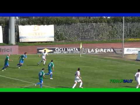immagine di anteprima del video: FERALPISALO´-CARPI 0-1