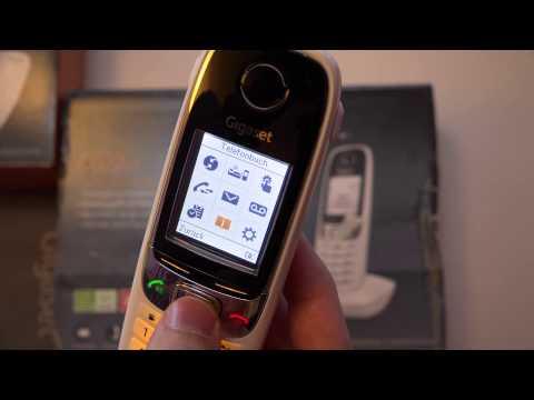 Schnurloses Telefon im Test: Gigaset C620 und C620H