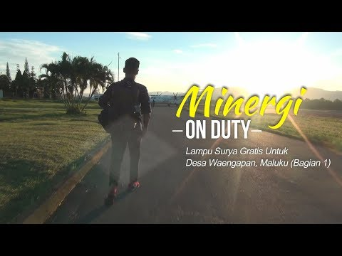 KEMENTERIAN ESDM - Minergi On Duty - LTSHE Bagian 1