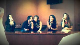 Fifth Harmony - Red Cover