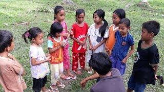 Mendengar Anak Korban Gempa Donggala Nyanyikan Lagu Mengenang Gempa dan Tsunami