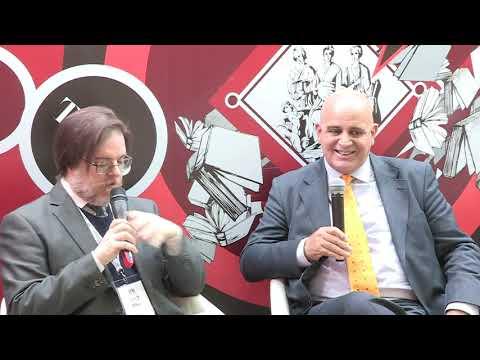 Prof. Giorgio Nadali - Salone del Libro di Torino 2019