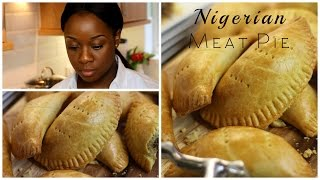 How To Make Nigerian Meat Pie | Ivonne Ajayi