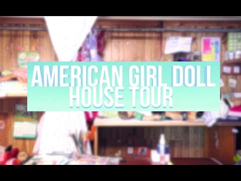 American Girl Doll House Tour ♡ (In honor of 30K)