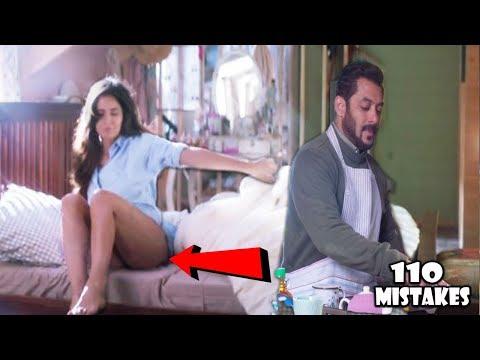 Plenty Mistakes In Tiger Zinda Hai Full Hindi Movie- (110 Mistakes) In Tiger Zinda Hai - Salman Khan