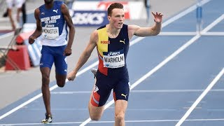 Meeting de Paris 2019 : Karsten Warholm en 47''26 sur 400 m haies