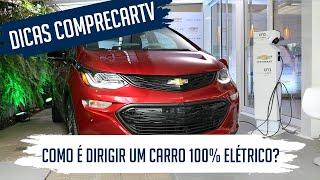 Chevrolet Bolt EV 2020 - Como é dirigir um carro 1