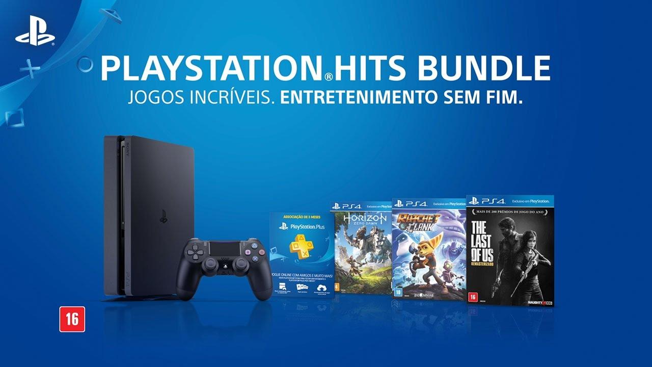 PlayStation Hits Bundle Chega à América Latina em Maio