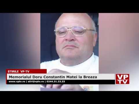 Memorialul Doru Constantin Matei la Breaza