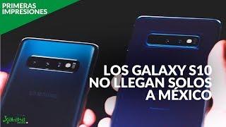La familia Samsung Galaxy S10 llega a México: precios, versiones y todo lo que necesitas saber