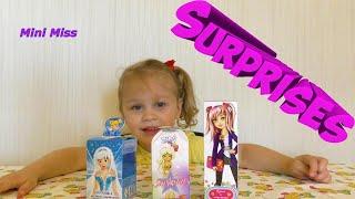 Открываем коробки с сюрпризами Sweet Box (Сказочные феи),Mi Mi,Danli Superstar