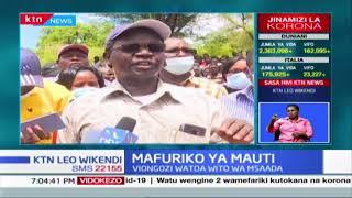 Miili ya watu wanne yapatikana baada ya mafuriko na mporomoko wa udongo West Pokot