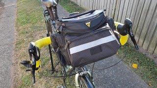 What's In The Box  Topeak Tourguide 5 lt Handlebar Bag