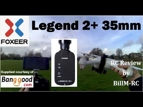 Foxeer Legend 2+ 35mm FPV action camera review – ZOOMING FABULOUS