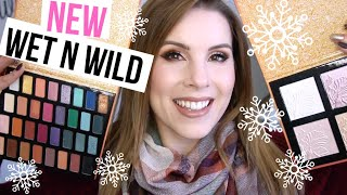 Chatty GRWM // NEW Wet n Wild Holiday Collection 2019