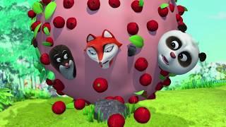 Кротик и Панда - 14 серия - Новые мультики для детей