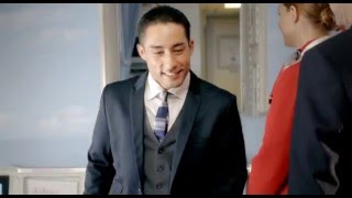Austrian Airlines commercial - Flying Steps