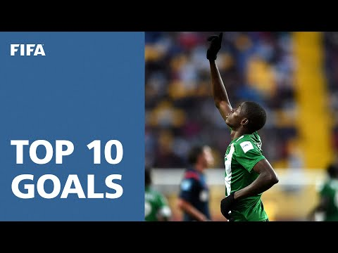 TOP 10 GOALS: FIFA U-17 World Cup Chile 2015