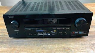 Denon AVR-X1500H # Unboxing, Test & Review des 7.2 AV-Recievers