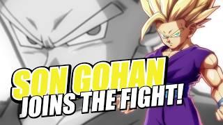 Trailer Gohan Super Saiyan 2