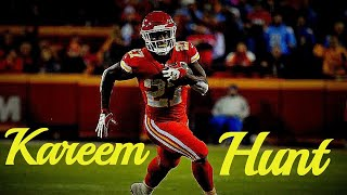 "Kareem Hunt || ""B.I.D."" || 2017-18 Kansas City Chiefs Highlights"