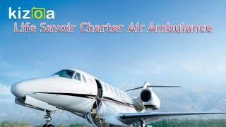 Hire Trusted Air Ambulance Service in Patna with Doctor Facility