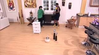 «Decoração de interiores» no Mãos de Fada | TV Zimbo |