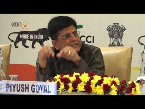 Commerce Minister asks Indian industry to align with global standards