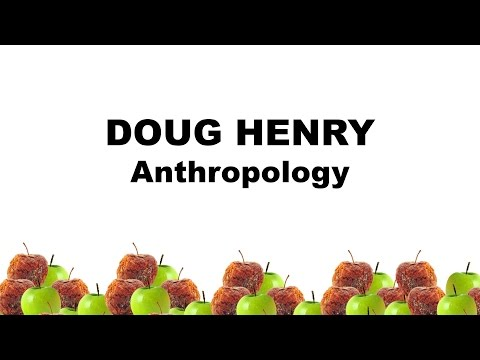 play Doug Henry - Anthropology video