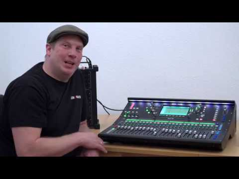 Allen & Heath SQ6 Live-Mischpult