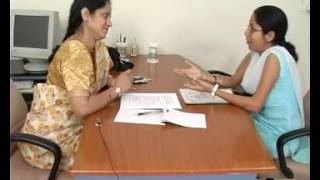 Interview for fresher  in simple Englilsh language