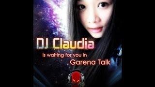 مشاهدة وتحميل فيديو DJ Claudia's 3 month in Garena Talk