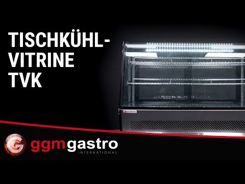 TVK120 Tisch Kühlvitrine
