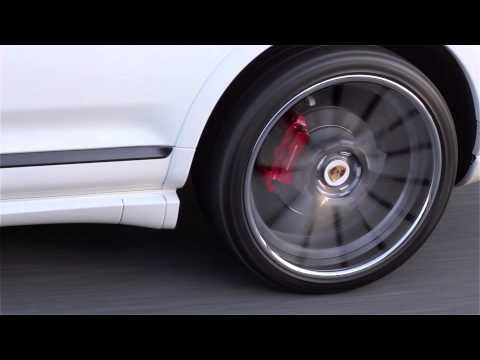 NIche Wheels: Porsche Cayenne on Niche Agiles