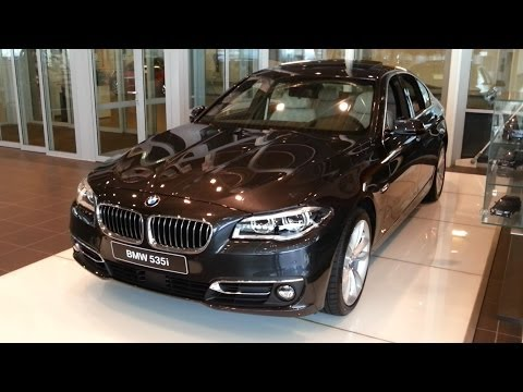 BMW 5 Series 2015 In Depth Review