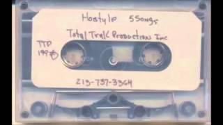 HOSTYLE - DEMO 1995 - TRACK 05- LBC G-FUNK