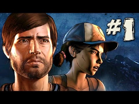 ► Zahulíme, uvidíme! | #1 | The Walking Dead: A New Frontier | 1080p