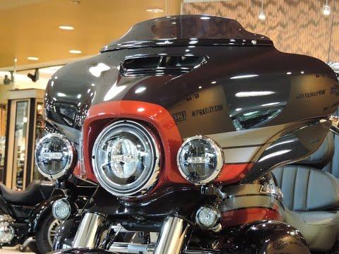 2020 Harley-Davidson H-D CVO Tri-Glide FLHTCUTGSE Trike