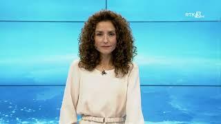RTK3 Lajmet e orës 15:00 16.06.2021
